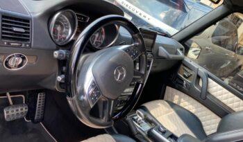 Gold Mercedes-Benz G63 full