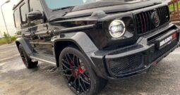 Mercedes-Benz, Leather, Brabus 700
