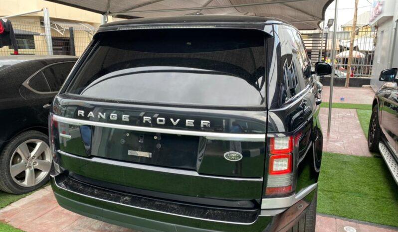 RANGE ROVER, VOGUE full