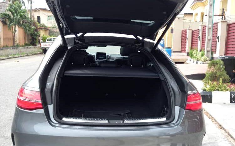Mercedes Benz GLE43 full